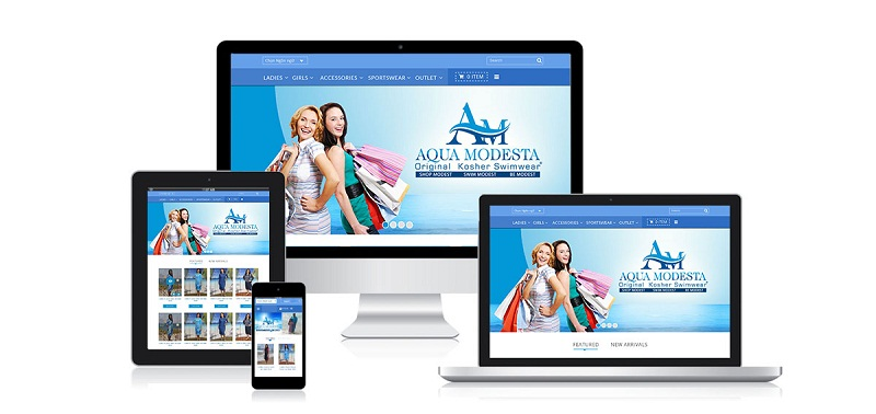 Mẫu website bán hàng tại Hải Phòng